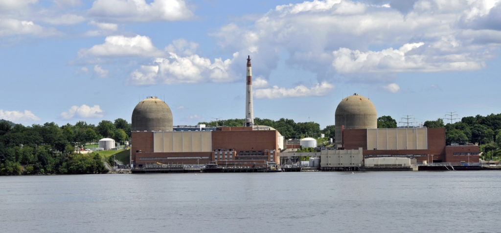 Indian Point Nuclear Power Plant. Photo Credit: Tony (https://www.flickr.com/photos/tonythemisfit/)