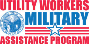 Utility Workers Military Assistance Program (UMAP) Logo