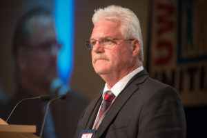 Michael Langford, National President, Utility Workers Union of America,