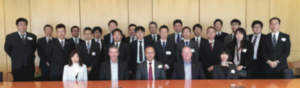 the latest in a series of meetings in recent years between UWUA and Denryoku-Soren designed to exchange information about the electric utility industries in Japan and the U.S.